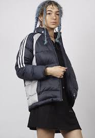 adidas 90s jacket. vintage 90\u0027s adidas navy/silver puffer jacket adidas 90s jacket