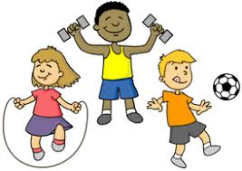 Image result for free exercise clipart images