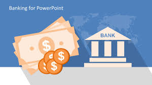 Free Money Ppt Templates Free Bank Industry Powerpoint Template