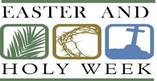 Image result for holy week 2018