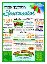 luckey farmers inc grain marketing and farm supply cooperative lawn and garden specials