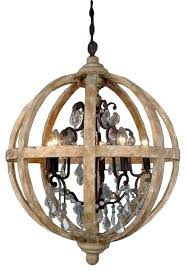 round antique brass and white wood candle style chandelier modern farmhouse chandeliers
