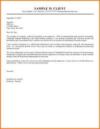 Financial Statement Cover Letter 10 Financial Analyst Cover Letter Energizecor Vallis