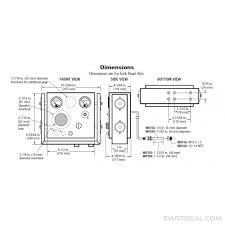 murphy murphy shutdown panel kit for deutz and air cooled engines murphy shutdown panel kit for deutz