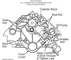 2002 Windstar Vacuum Diagram