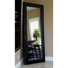 Mirror For Bedroom Decor Leaning Floor Mirror For Interior Accessories Design Ideas
