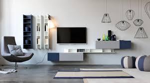 contemporary tv wall unit  modular  citylife   doimo cityline