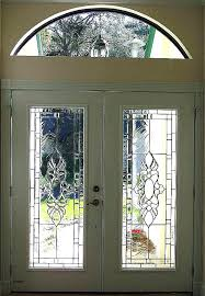 glass door insert glass door etching designs new front doors decorative glass exterior door inserts glass