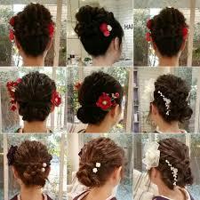 成人式ヘアスタイル Hair Graces
