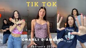 Charli D'amelio TikTok Compilation (February 2020) in 2020 | Girl outfits,  February, Cat clothes