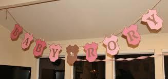 Baby Shower Banner Baby Shower Decorations Crafts Henol Decoration Ideas