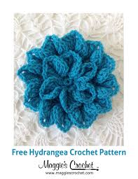 Small Crochet Flower Pattern Simple Design Inspiration