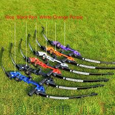 Professional <b>Bow 40lbs</b> Powerful <b>Straight</b> Pull <b>Archery</b> Suit for ...