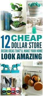 12 cheap and easy dollar store decor hacks that ll make your home