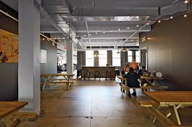 cool office lighting. BRDesign | Elite Daily Workplace Architecture Interior Design Fun Cool  Office Lighting Concrete Cafe Cool Office Lighting