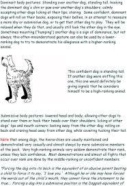 Talking Dog Body Language Pdf