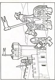 Lots Of Lego Mini Figure Coloring Pages For Harry Potter Star Wars