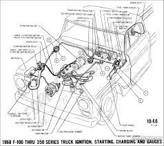 1968 ford ranger alternator wiring wiring diagrams best ford truck technical drawings and schematics section h wiring 1971 ford alternator wiring 1968 f 100