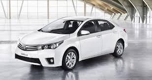 2014 Toyota Corolla vs. 2014 Subaru Impreza Sedan