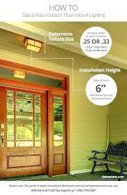 garage door sensor no light light above garage door find modern exterior flush mount lighting fixtures garage door sensor