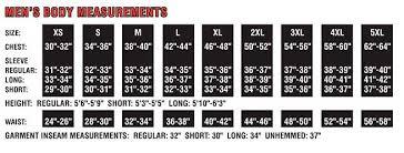 Tru Spec Jacket Sizing Chart Tru Spec 24 7 Series Mens Ems Pants Black
