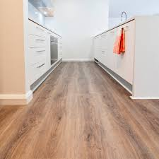 waterproof vinyl planks are perfect for the kitchen