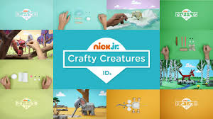 Crafty Nick Jr Crafty Creatures Compilation On Vimeo