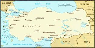 turkey country map surrounding countries. Simple Turkey Country Map Of Turkey With Turkey Country Map Surrounding Countries