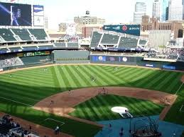 Target Field Seating Chart Prices Target Field Seating Chart Rxgaming Co