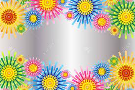 Colorful Vector Illustration Background ...