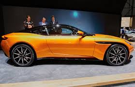 new car releases 2016 philippinesAston Martin DB11 Officially Launched  2016 Geneva Motor Show