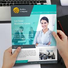 Print Business Flyers With 24hr Customer Support Uprinting