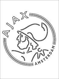 Kleurplaten Ajax Spelers