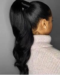 Black Girl Wigs Human Hair Black And Blonde Wig Best Black Girl Wigs | Wig  hairstyles, Weave ponytail hairstyles, Black hair henna