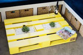 Planter coffee table Living Room Diy Pallet Coffee Table With Planter Boxes Kiwi Families Diy Pallet Coffee Table With Planter Boxes Kiwi Families