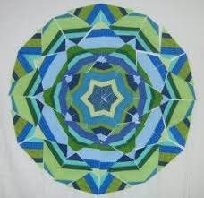 "18 best Ricky Tim's Kool Kaleidoscope quilt images on Pinterest ... & a quilt following Ricky Tims' ""Kool Kaleidoscope"" design, Adamdwight.com"