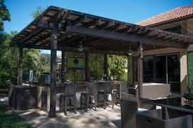 pergola miami. outdoor kitchen and pergola project in south florida traditionalpatio miami o