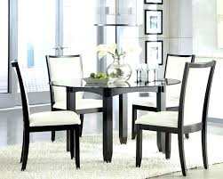 6 to 8 extendable glass top dining table sets chairs diceinfo glass top dining room table