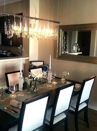 crystal linear chandelier crystal linear chandelier plus linear chandelier dining room the chandelier dining rooms and