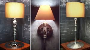 motorcycle table lamp choice image furniture design ideas