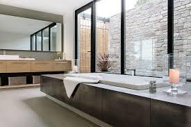 Modern interior design bathroom Modern Wc 18 Sleek Modern Bathroom Designs Youll Fall In Love With Architecture Art Designs 18 Sleek Modern Bathroom Designs Youll Fall In Love With