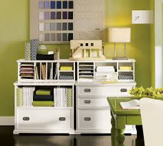 cool office decor ideas cool. Interior:Cool Office Workspace Design And Simple White Storage Unit Green Wall Paint Color Cool Decor Ideas E