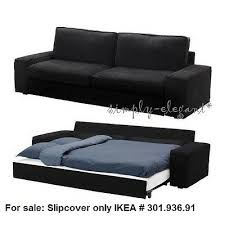 ikea kivik sofa bed slipcover sofabed