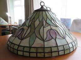Large Handmade Stained Glass Lampshade In Buckley Flintshire Gumtree
