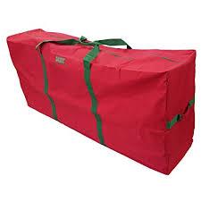 Heavy Duty Canvas Christmas Tree Storage Bag Amazon KCliffs Heavy Duty Christmas Tree Storage Bag Fit Upto 6