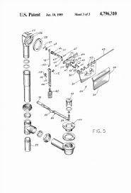 unusual kohler bathtub stopper moen drain brilliant ideas of pop up tub assembly