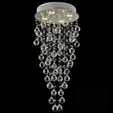 astounding long drop moderndeliers crystal pendant lightingdelier rain with