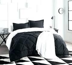 black bedding queen king bedding sets extra long comforter black and white black white king black bedding