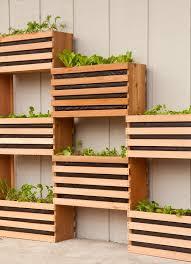 space saving vertical vegetable garden