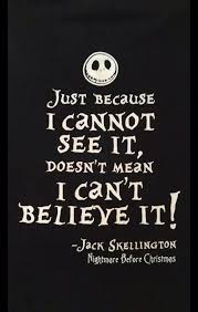 the nightmare before christmas quote